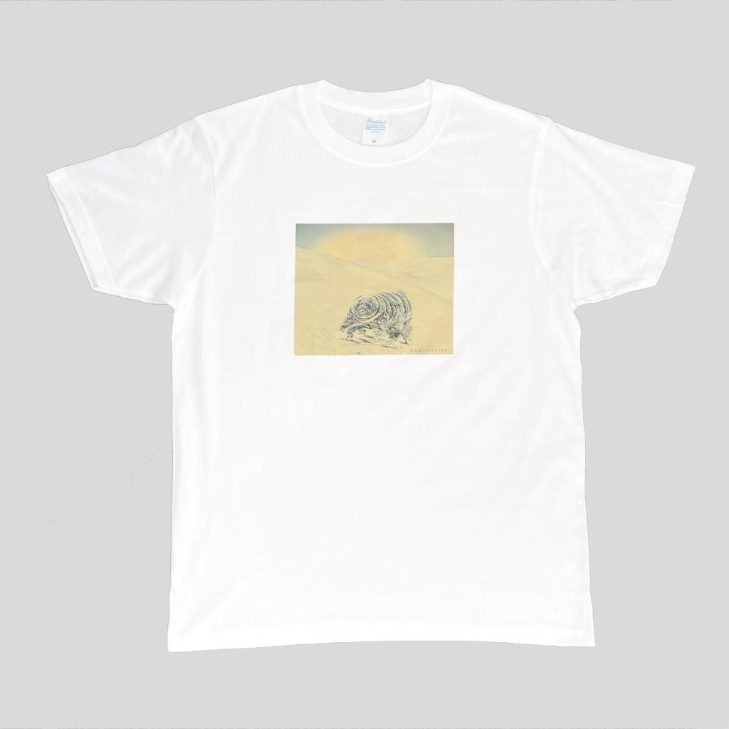 Water Bear   クマムシ tシャツ