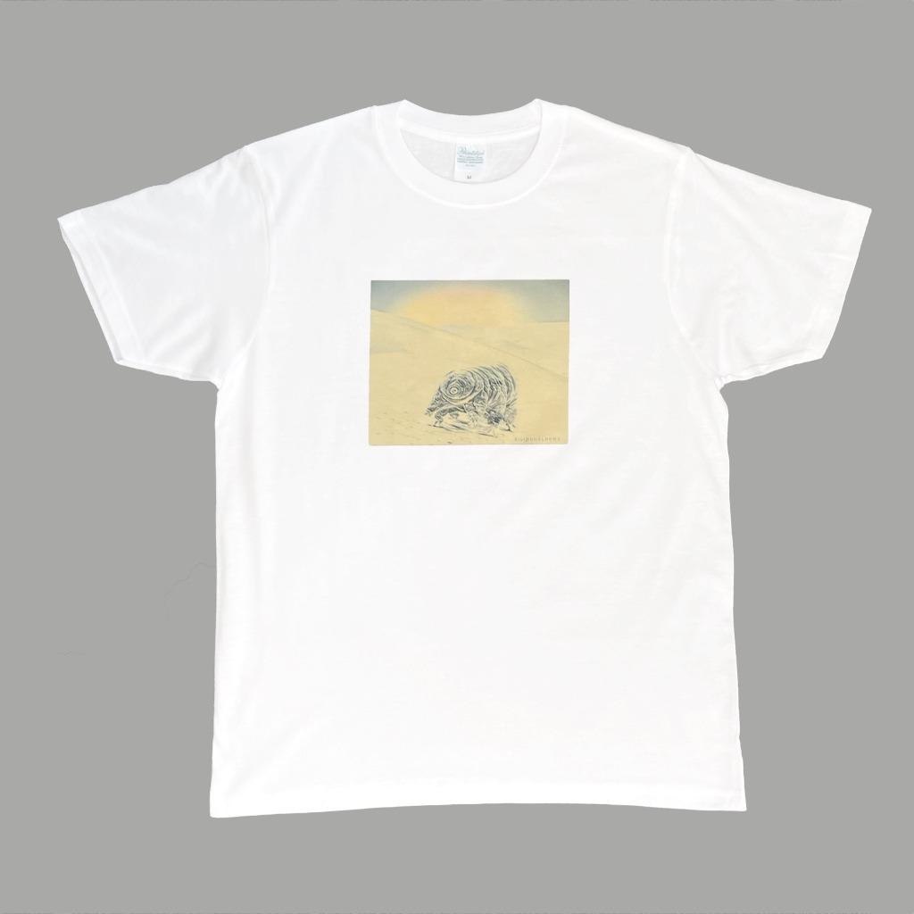 Water Bear | クマムシ tシャツ